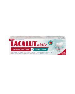 Lacalut Aktiv gum protection & gentle white zubna pasta 75 ml tuba