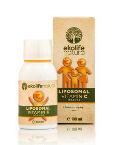 Ekolife liposomalni vitamin C 100ml(500mg)