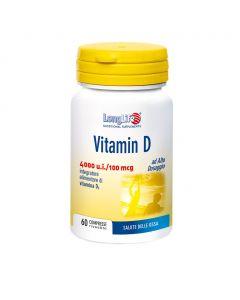 LongLife vitamin D 4000 I.U.