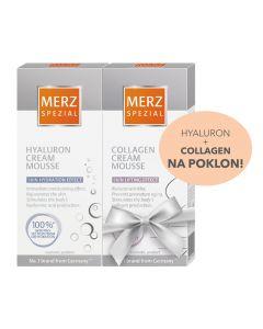 Merz Spezial Hyaluron Cream Mousse 50 ml kremaste pjene