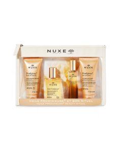 Nuxe Travel kit Huile Prodigieuse® Beauty ritual