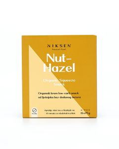 Nut-Hazel organski squeeze snack