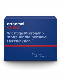 Orthomol Cardio 30 prah/tableta/kapsule