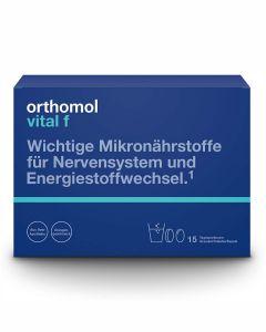 Orthomol Vital f naranča prah/tableta/kapsula