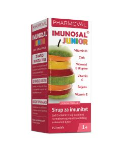 Pharmoval Imunosal junior