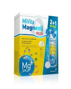 MiVita Magnezij Plus 20 šumećih tableta