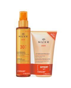 Nuxe ulje za sunčanje i brže tamnjenje za lice i tijelo, SPF 30 150 ml