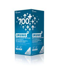 Yasenka IMUNO BETA GLUKAN 500, 60 kapsula