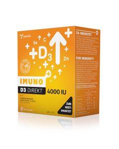 Yasenka Imuno D3 DIREKT 4000