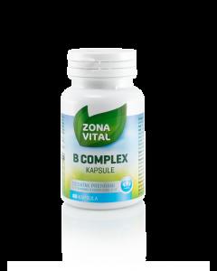 Zona Vital B Complex kapsule 30 kapsula