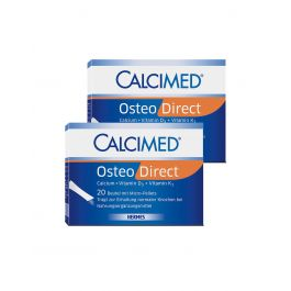 Calcimed Osteo Direct 1+1 GRATIS