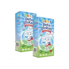Salvit Beta Glukan, 150 ml 1+1 GRATIS