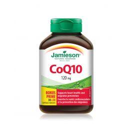 JAMIESON CoQ10 120mg