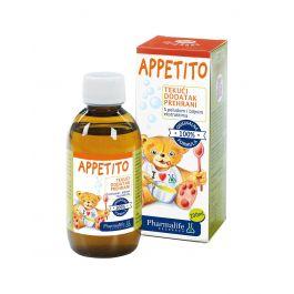 Fitobimbi Appetito tekući dodatak prehrani