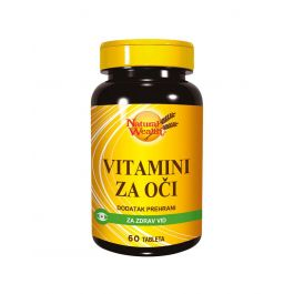 Natural Wealth Vitamini za oči