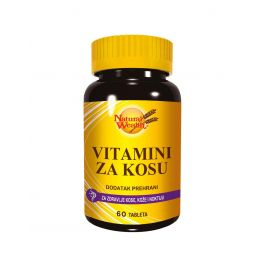 Natural Wealth Vitamini za kosu