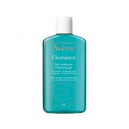 Eau Thermale Avène Cleanance gel za čišćenje, 200 ml 1+1 GRATIS
