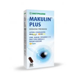 Dietpharm Makulin plus