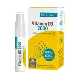 Biovitalis Vitamin D3 20 ml