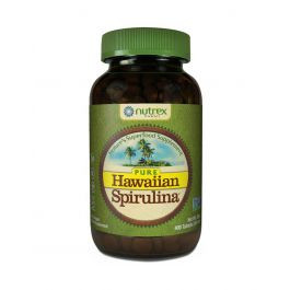Nutrex Hawaii Havajska spirulina, 400 tableta