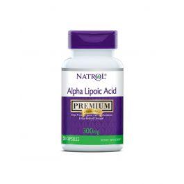 Natrol Alfa lipoična kiselina 300 mg