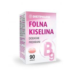 Dietpharm Folna kiselina