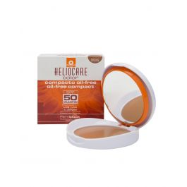 Heliocare color compact oil-free SPF 50 brown 10 g