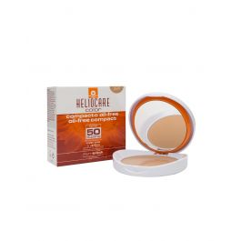 Heliocare color compact oil-free SPF 50 light 10 g
