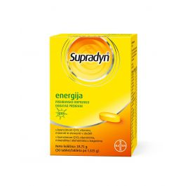 Supradyn energija, 30 tableta