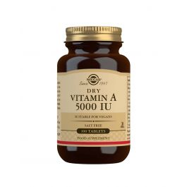 Solgar Vitamin A 5000 I.J.
