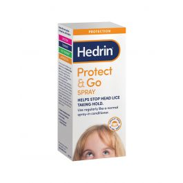 Hedrin Protect and Go Spray