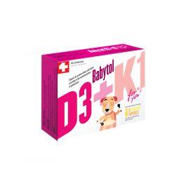 Babytol D3 +K1 for you!