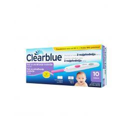 Clearblue ovulacijski digitalni test
