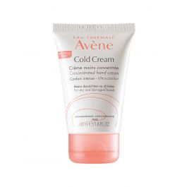 Eau Thermale Avène  Cold Cream koncentrirana krema za ruke