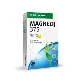 Dietpharm Magnezij 375
