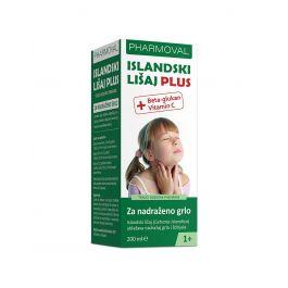 Phamoval Islandski lišaj Plus