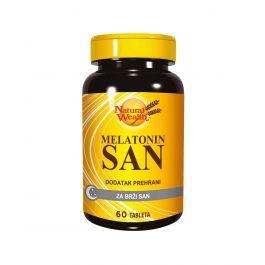 Natural Wealth Melatonin San