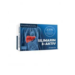 Pharmoval Silimarin 3-aktiv
