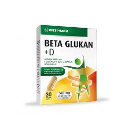 Dietpharm Beta glukan + D