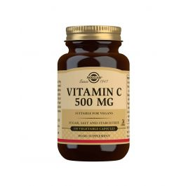 Solgar Vitamin C 500 mg