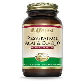 LifeTime Resveratrol-Acai & COQ10