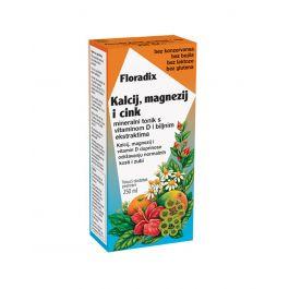 Salus Floradix kalcij, magnezij i cink
