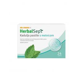 HerbalSept Kadulja pastile s metvicom