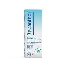 Bepanthol® kapi za oči, 10 ml