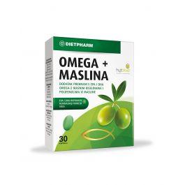 Dietpharm Omega + maslina