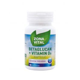 Zona Vital Betaglucan + vitamin D3