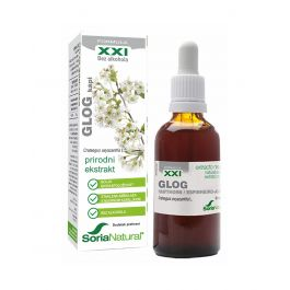 Soria Natural Glog ekstrakt