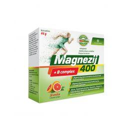 Magnezij 400 + B complex