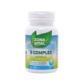 Zona Vital B Complex kapsule, 30 kom
