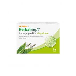 HerbalSept Kadulja pastile s trputcem